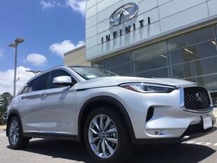 2019 INFINITI QX50 LUXE SUV