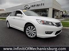 Pre-Owned 2013 Honda Accord EX-L Sedan for sale in Mechanicsburg
