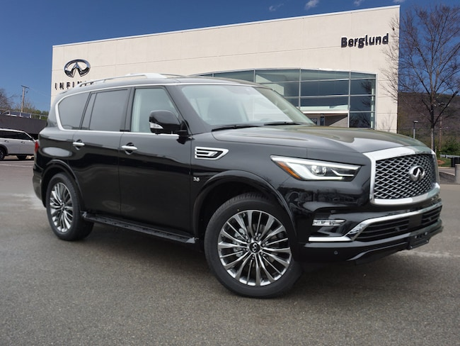 New 2019 Infiniti Qx80 For Sale At Berglund Luxury Roanoke Vin