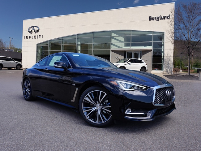 2018 INFINITI Q60 3.0t LUXE Coupe