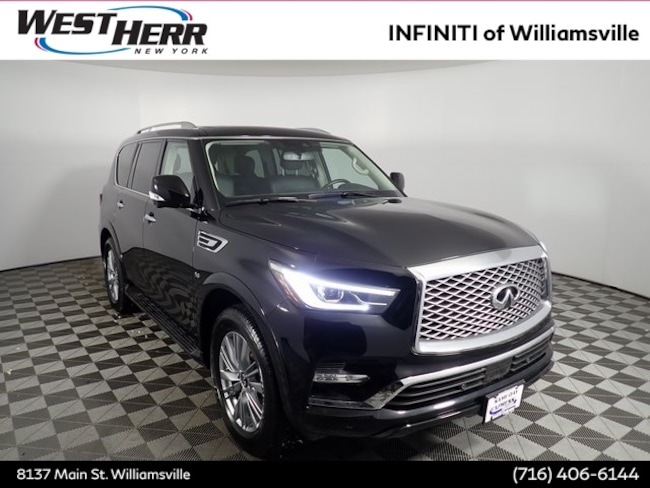 Infiniti Qx80 For Sale >> Used 2019 Infiniti Qx80 For Sale In Getzville Near Buffalo North