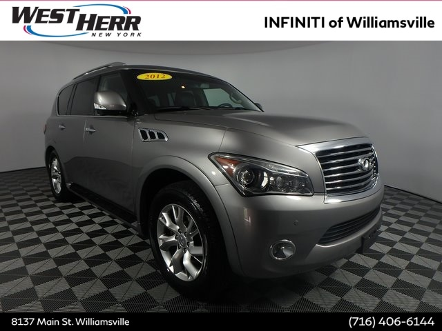 Used 2012 Infiniti Qx56 For Sale Rochester Ny