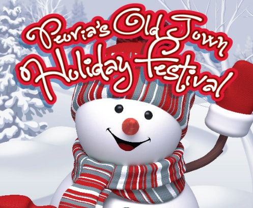 Peoria's Old Town Holiday Festival