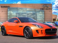 2016 Jaguar F-TYPE S Coupe