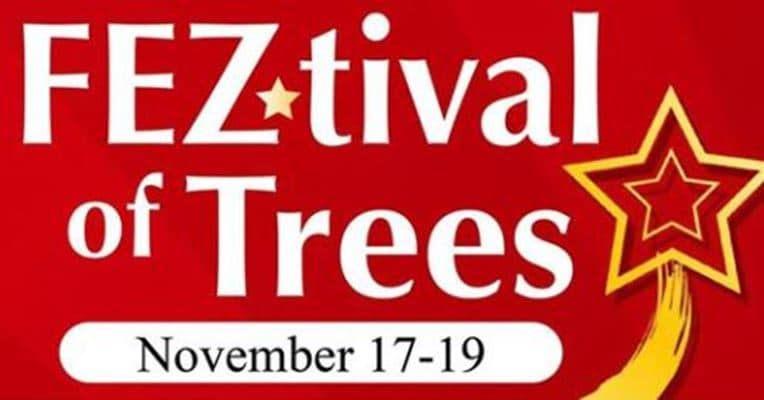 FEZtival of Trees