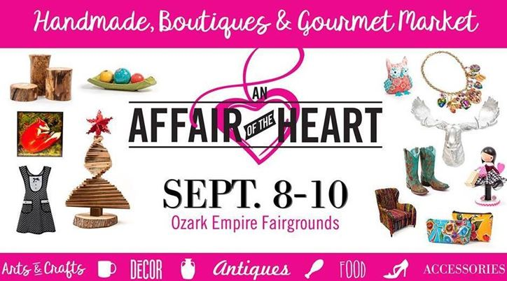 An Affair of the Heart Event Set to Return to Springfield