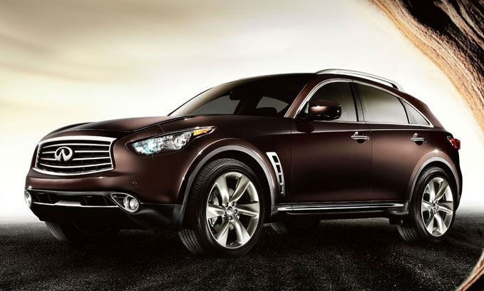 Infiniti SUVs Well I need a work too since I m a high sought