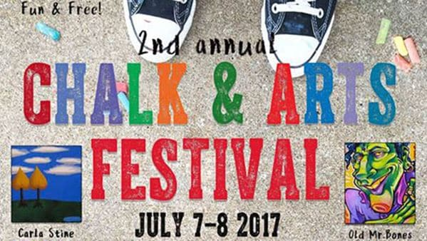 chalk and arts festival in springfield missouri