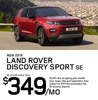 Discovery Sport SE
