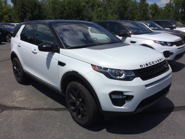 2017 Land Rover Discovery Sport SE  Loaner SUV