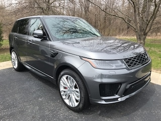 2018 Land Rover Range Rover Sport Supercharged Dynamic SUV
