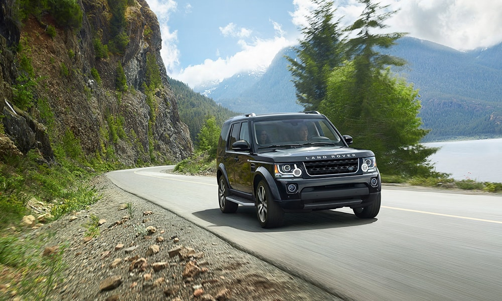 2017 Land Rover LR4 at Land Rover Indianapolis