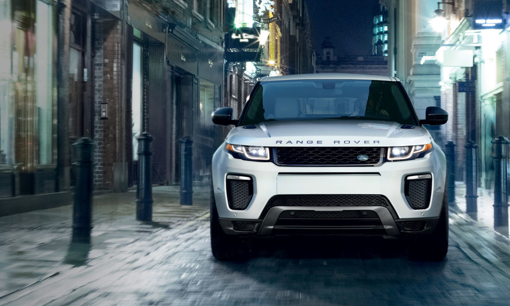 2017 Range Rover Evoque at Land Rover Indianapolis
