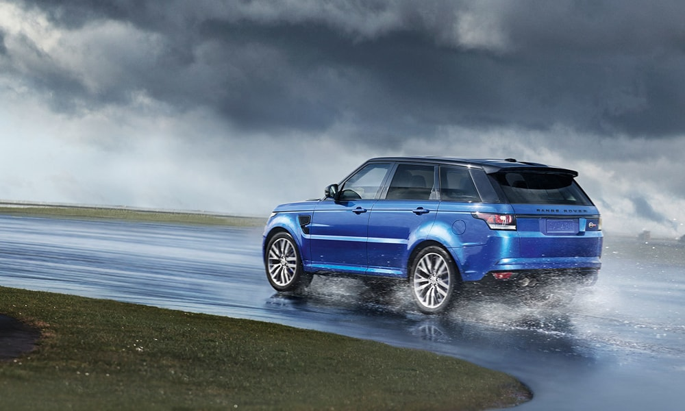 2017 Range Rover Sport SVR at Land Rover Indianapolis