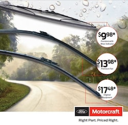 Replacement Wiper Blades