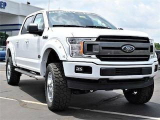 2018 Ford F-150 XLT 4x4 SuperCrew Cab Styleside 5.5 ft. box 145 in