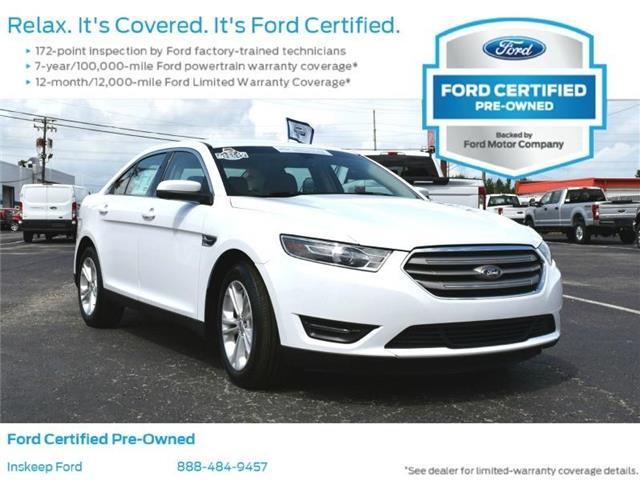 2017 Ford Taurus SEL Front-wheel Drive Sedan