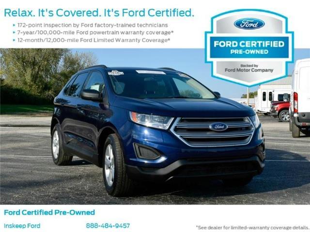 Ford Edge Se All Wheel Drive