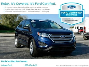 2016 Ford Edge SE All-wheel Drive
