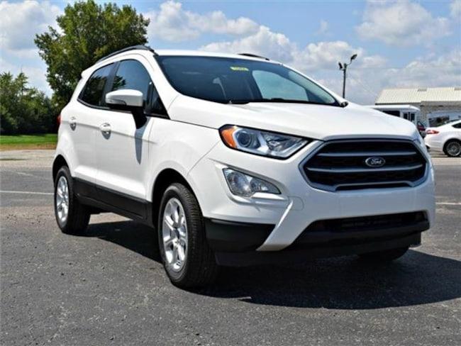 2018 Ford EcoSport SE Front-wheel Drive SUV