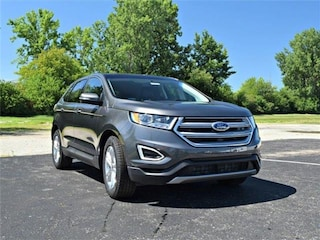 2018 Ford Edge SEL Front-wheel Drive