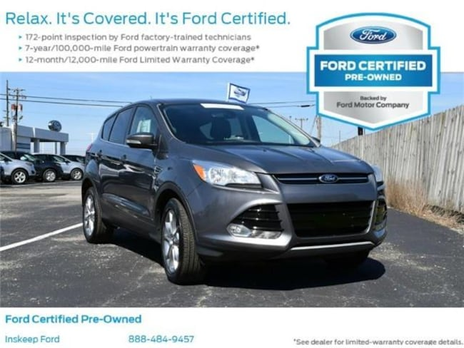 2013 Ford Escape SEL 4x4
