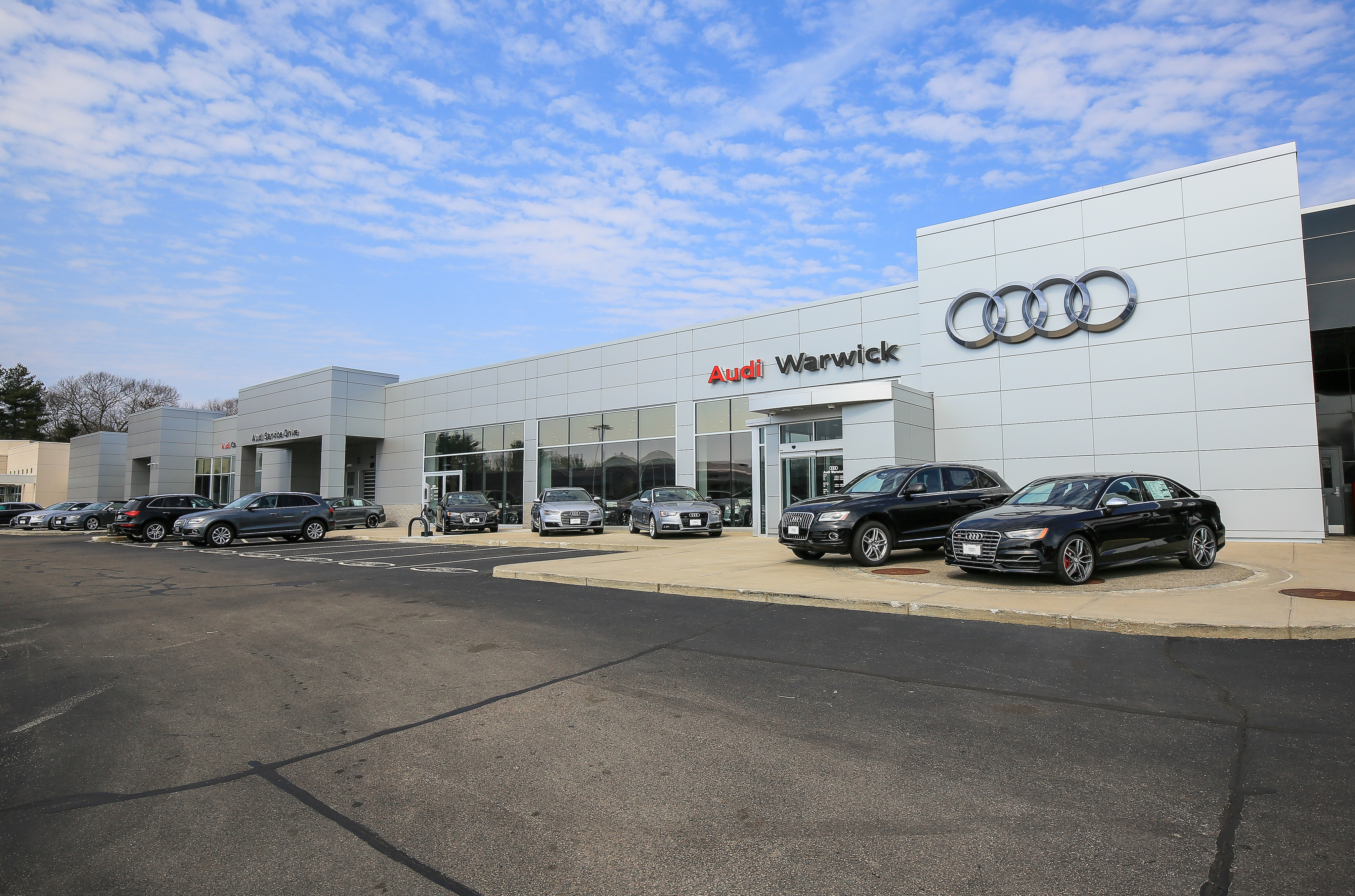the in dealer of largest opens car showrooms audi hamilton one europe magazine lookers publish