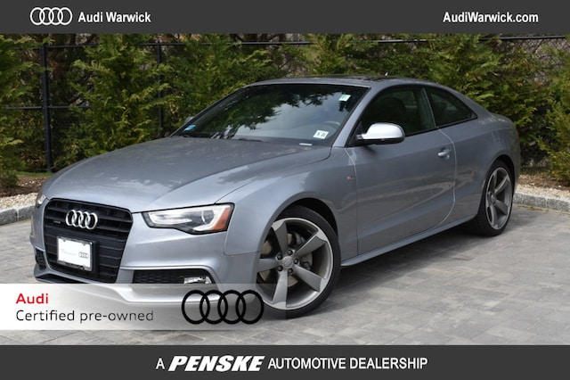 Certified Used 2016 Audi A5 2.0T Premium Coupe for Sale in Warwick, RI