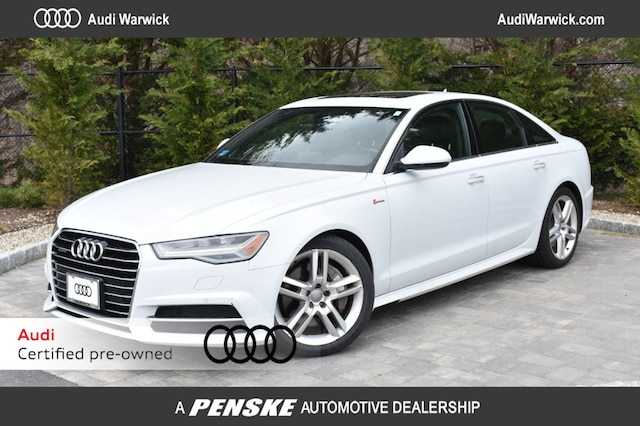 Used 2016 Audi A6 3.0T Premium Plus Sedan for Sale in Warwick, RI