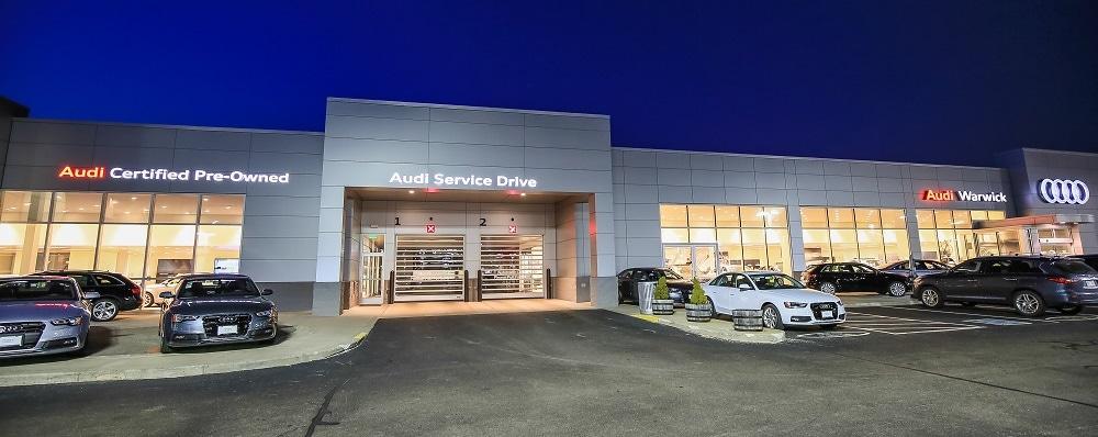 Audi Warwick New Audi Dealership In Warwick RI - Audi warwick