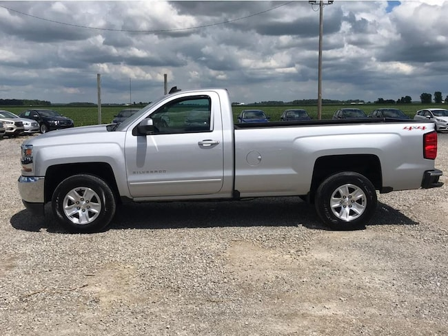 2016 Chevrolet Silverado LT Cab; Regular
