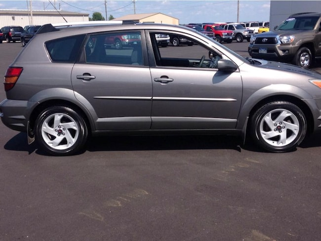 2005 Pontiac Vibe Base Wagon; All Purpose Window-Lift Gate