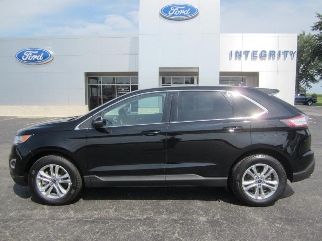 2016 Ford Edge SEL Wagon