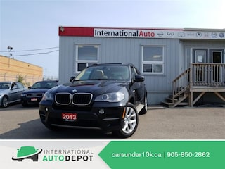 2013 BMW X5 3.5I EXECUTIVE | NAVI | H.U.D | 360° CAM SUV