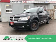 2010 Dodge Journey R/T   AWD   LEATHER   DVD   BACK-UP CAM SUV