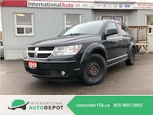 2010 Dodge Journey R/T | AWD | LEATHER | DVD | BACK-UP CAM SUV