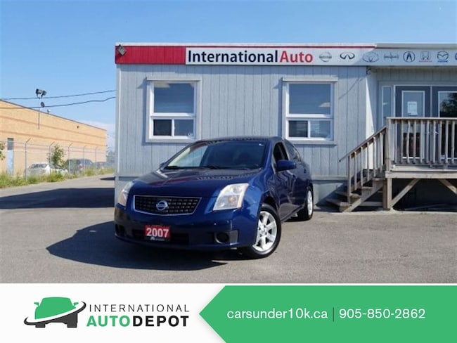 2007 Nissan Sentra 2.0 S | BLUETOOTH | ALLOYS Sedan