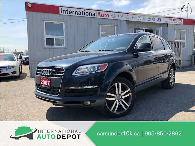 2007 Audi Q7 4.2 PREM | LEATHER | NAVI | PANO ROOF SUV