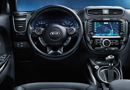 2015 Kia Soul Interior