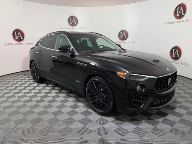 2019 Maserati Levante S GranSport SUV