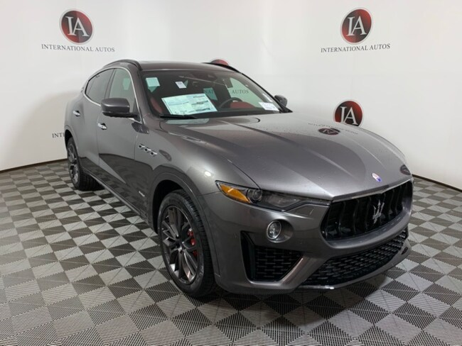 2019 Maserati Levante S GranSport SUV