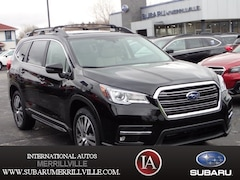 New 2019 Subaru Ascent Limited 7-Passenger SUV 4S4WMAPD1K3474355 for Sale near Chicago in Merrillville