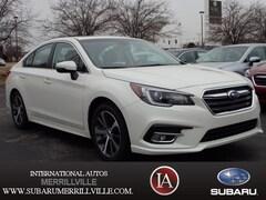 New 2019 Subaru Legacy 2.5i Limited Sedan 4S3BNAN60K3025222 for Sale near Chicago in Merrillville