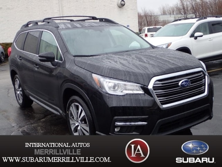 New 2019 Subaru Ascent Limited 8-Passenger SUV for sale in Merrillville