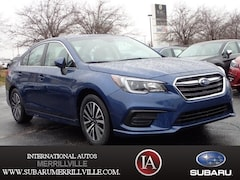 New 2019 Subaru Legacy 2.5i Premium Sedan 4S3BNAF63K3031711 for Sale near Chicago in Merrillville