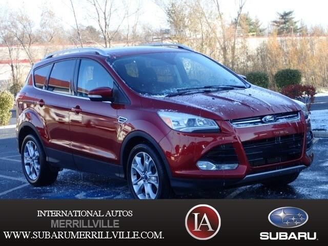 2016 Ford Escape Titanium SUV for sale in Merrillville, IN