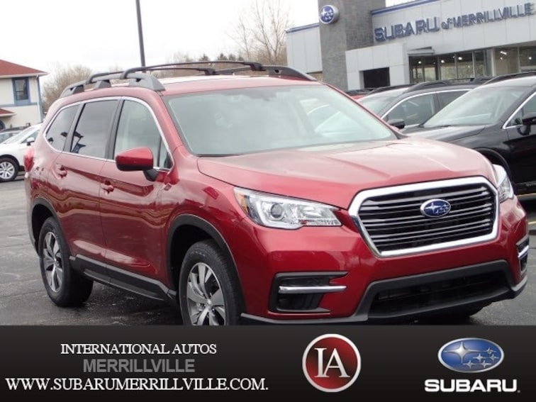 New 2019 Subaru Ascent Premium 8-Passenger SUV for sale in Merrillville