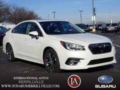 New 2019 Subaru Legacy 2.5i Limited Sedan 4S3BNAN68K3019569 for Sale near Chicago in Merrillville