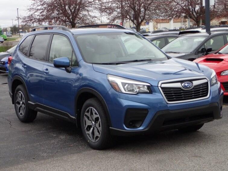 New 2019 Subaru Forester Premium SUV for sale in Merrillville
