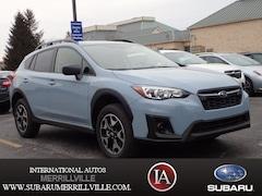 New 2019 Subaru Crosstrek 2.0i SUV JF2GTAACXK9282944 for Sale near Chicago in Merrillville